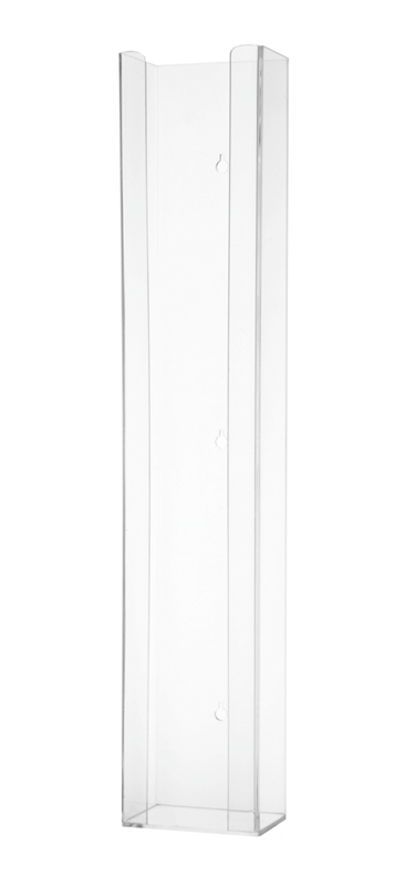 Triple Narrow Acrylic Glove Dispenser